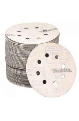 Makita 5 in. #180-Grit Hook and Loop (50-Pack) - 794521-9-50