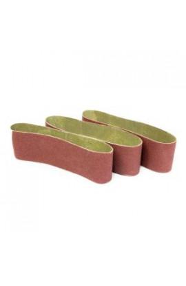 WEN 3 in. x 21 in. 60-Grit Belt Sander Sandpaper (3-Pack) - 6321SP1