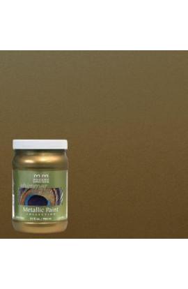 Modern Masters 1-qt. Green Gold Metallic Interior/Exterior Paint - ME23032