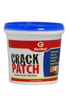 Crack Patch 1 qt. Premium Acrylic Spackling - 0804