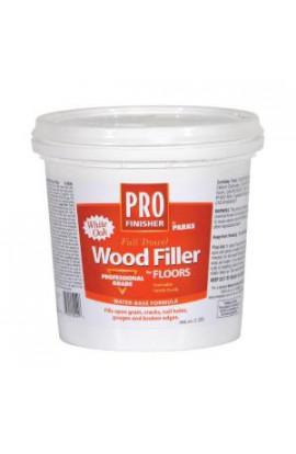 Rust-Oleum Parks 1-qt. White Oak Matte Full Trowel Wood Filler (Case of 6) - 138924