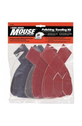 BLACK+DECKER Mouse Sanding/Polishing Kit - 74-580
