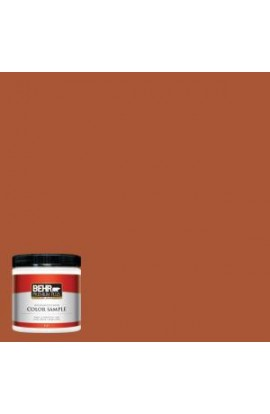 BEHR Premium Plus 8 oz. #S-H-240 Falling Leaves Interior/Exterior Paint Sample - S-H-240PP